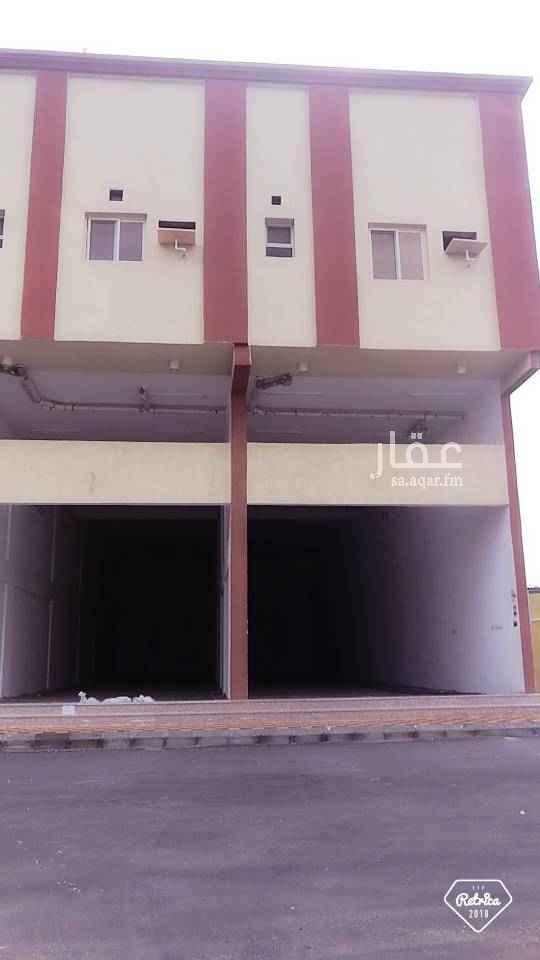 1756543 4 محلات تجاريه للايجار بالخير حي الثقبه - مساحة المحل الواحد 60 متر مربع للمحل مع ميزان   موقع مميز مقابل فندق ايتاب