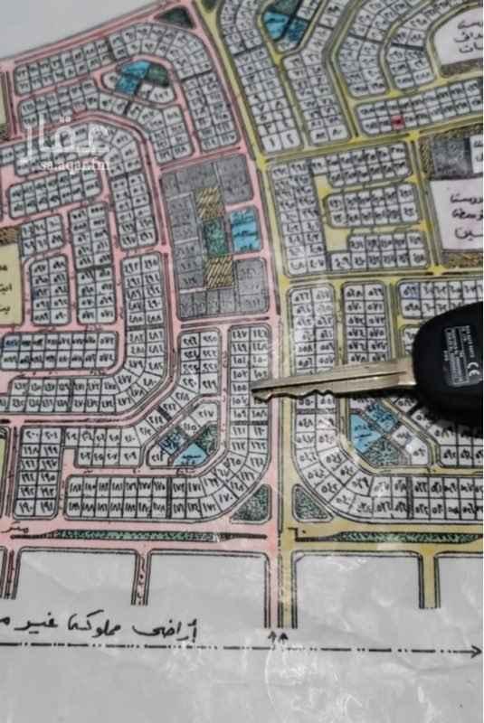 1810094 للبيع ارض بمخطط المرجان ٢٠٩ حرف هاء رقم ١٥٥ مساحه ٨٧٥م شارع ٢٠ جنوب السعر ٣٣٥ الف مباشر