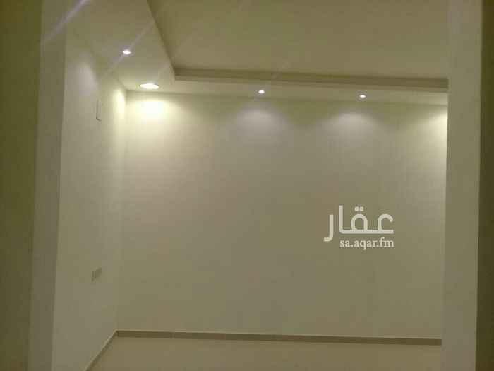 1760839 شقة جديدة حي العوالي تتكون من  مجلس صالة غرفتين نوم مطبخ  مدخل مستقل  عداد كهرباء مستقل