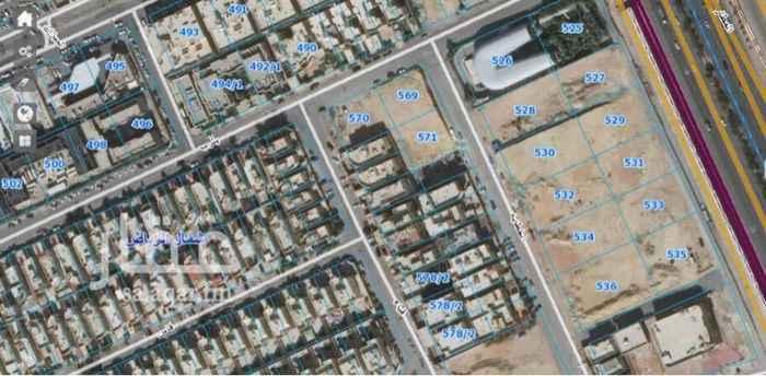 1621189 راس البلك مساحة ٢١٠٠ على ٣ شوارع عرض ٢٠ متر .. الواجهة الشمالية ٧٠ متر  شمال و غرب ٣٠ متر   ،،،،،  القطعة الشرقية أطوالها ٣٠ * العمق ٣٥  مساحة ١٠٥٠ كل قطعة