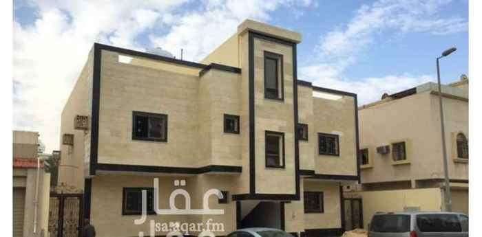 1297021 للبيع عمارة مخطط 71 جديدة مساحة 400م 4شقق وملحق كل شقة 3غرف وصالة ومطبخ وجهة حجر المطلوب 1350000