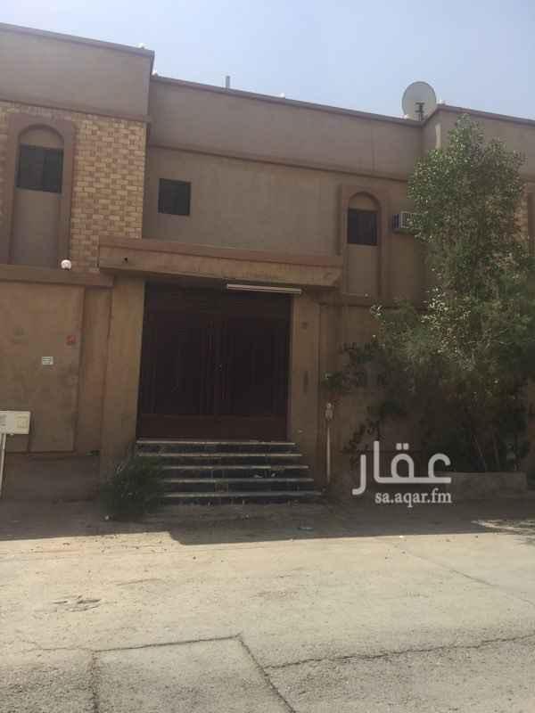 919750 فيلا درج داخلي يوجد عليها بنك عقاري  مؤجره الان  مكتب ابو حمود /٠٥٠٦٠٨٠٩٢١ لامانع من التقايض بارض في شمال الرياض او شرقه
