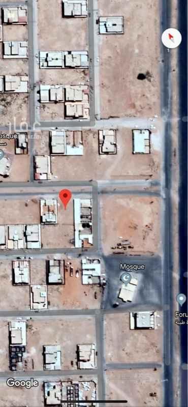 1241360 طبيعة الارض ممتازة ومسورة من الجهتين وتقع على شارع ٢٥م.