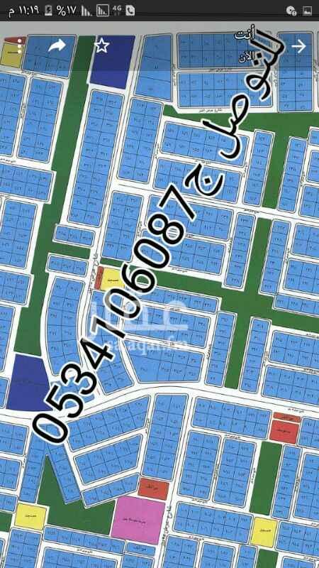 1337185 للبيع أرض شمال جدة   حي جوهرة العروس   جزء(2م)  مساحة620  شارع 16 غربي   قريب من ٣٢ الفاصل الشمالي  و بصك اكتروني شرعي 115الف عندي مباشرة من المالك   نضيف من كافة المشاكل  والتعديات   موقع المخطط  غرب ذهبان   شمال طريق الدرة  موقع مميز جدا   جوهرة العروس الايوجد  خدمات نهائيا في الوقت الحالي  للتوصل  الجااادين في الشراء  جوال0534106087