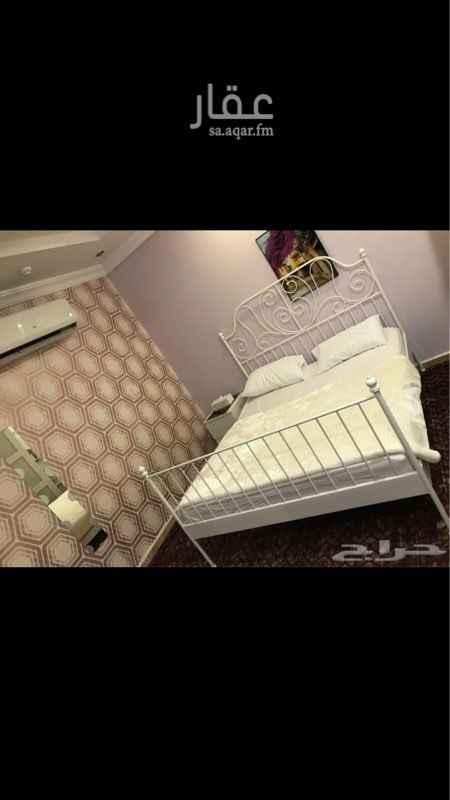 1548734 غرفه بحمام بحي الحمراء في عماره خاصه  الايجار اليومي ٢٠٠  الايجار الشهري 2000 تامين مسترد 500