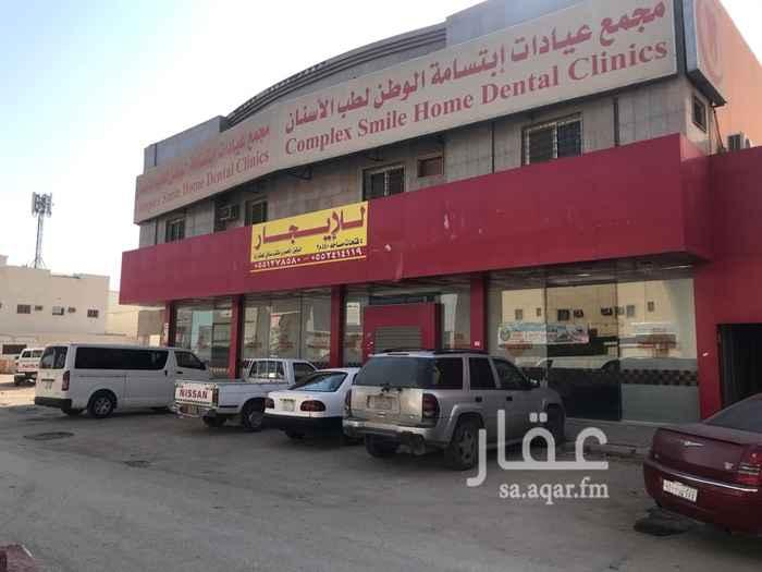 محل للايجار في حي العزيزية في الرياض
