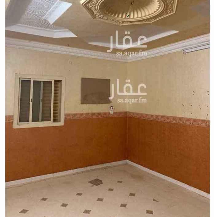 1694347 ملحق مكون من ٤ غرف وحمامين ومطبخ وصاله وسطح مساحة ٢٠٠ متر تابع للملحق