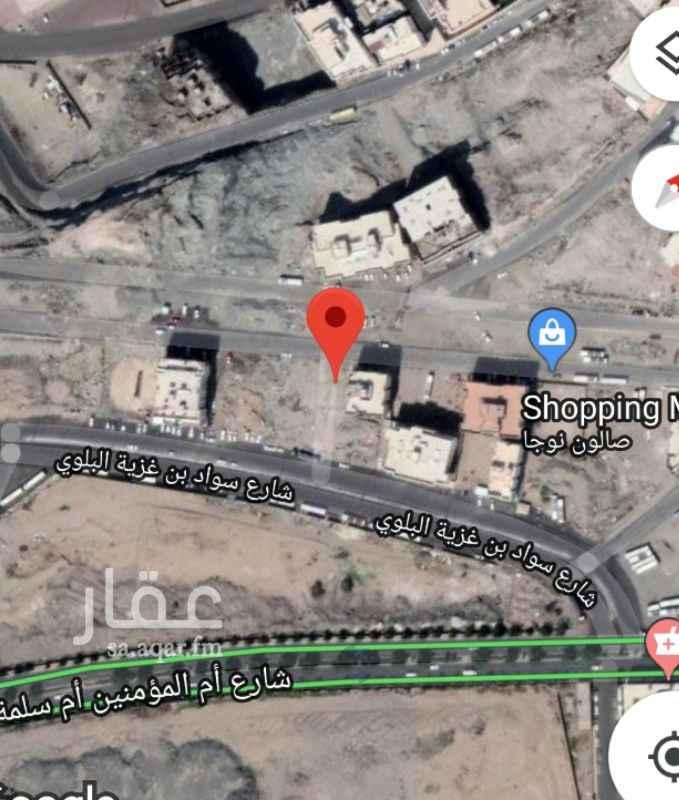 1361936 ارض تجارية للايجار بالكعكية بمكة، تصلح للاعاشة و مكاتب الخدمة. واجهة ٢٢ متر على شارع ٤٠متر. المنطقة سهلة الوصول، والمواقف متوفرة.