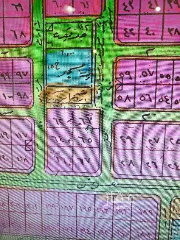 1712446 الارض مقابله مسجد وحديقه