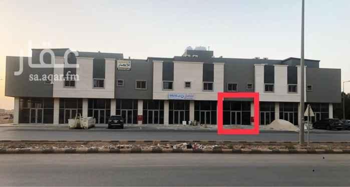 1558093 محل اجار على شارع ٣٦ في منطقة راقية العمارة رأس بلك واجهة لحي الندى العمارة تصميمها مميز  مساحة المحل ٧٢ متر مربع