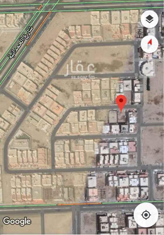 1298702 ارض للبيع واجهة شمالية شارع عرض ١٦
