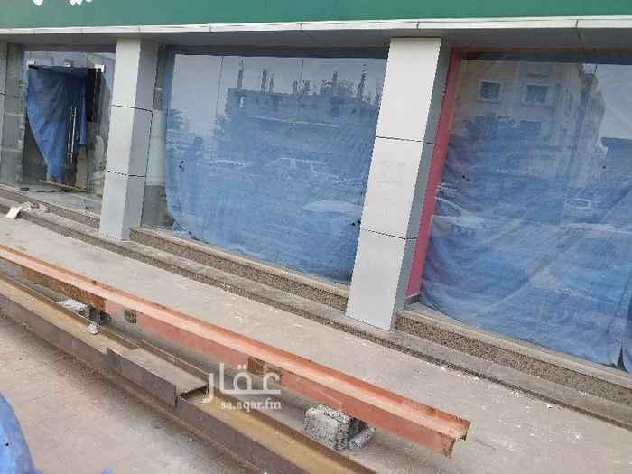 1508249 ثلاثة فتحات تجارية مع ميزان على شارع ابو بكر الصديق.  المميزات.. شارع تجاري حيوي.  جذاب لكل الإستثمارات.