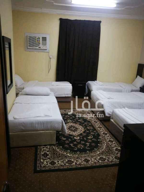 1327111 عرض لفترة محدده فندق مرتب وقريب الحرم وبسعر ممتاز جدا عشر دقايق للحرم مشيا على الأقدام الليله ب 75