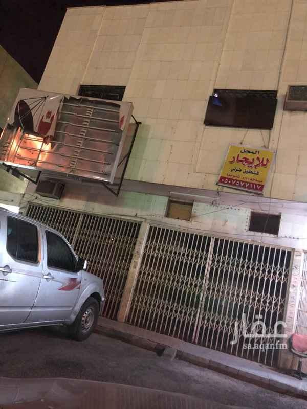 1533729 للأيجار محل فتحتين على شارع الأمير مساعد بن عبدالرحمن  على الداخل