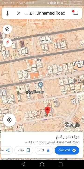 1765470 للبيع أرض سكنية فى  جوهرة القيروان  المساحة ٣٩٠ م  الاطوال ١٣×٣٠  شارع ١٥ جنوبي  البيع ٢٢٥٠ ريال + الضريبة  مباشر من الوكيل