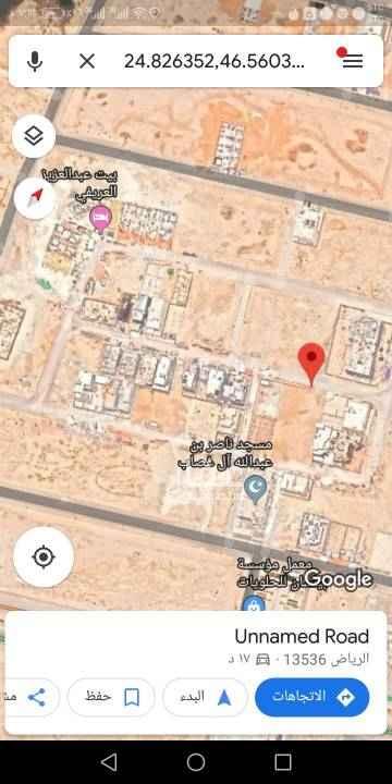 1774104 للبيع قطعه ارض سكني في جوهرة القيروان مساحة 600  اطول 20في 30عمق البيع ٢٤٠٠