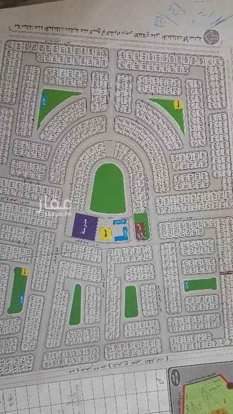 1755402 ارض للبيع في حي الصواري على شارعين مساحه 691 متر مطلوب 900 الف صافي