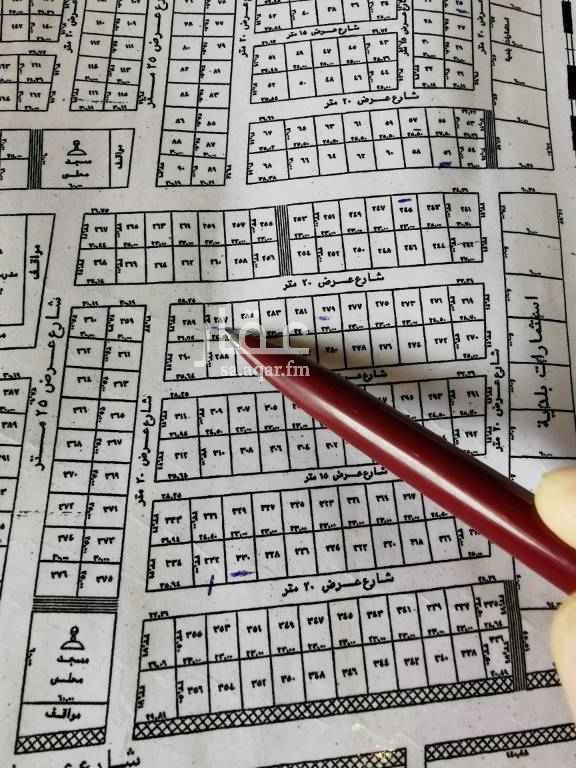 1813349 للبيع قطة أرض مساحتها 808 متر2على شارع 20شمالي الموقع منح شرق الرياض مخططات طريق رماح مخطط رقم 3452  طبيعه ممتازه مرتفعه وَمستوية