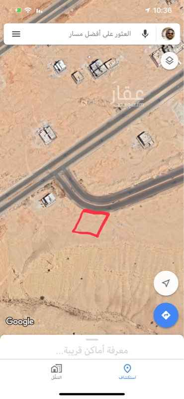 1619302 ارض تجاريه سكنيه على شارع 40  حي المهدية   للتواصل  0556676444