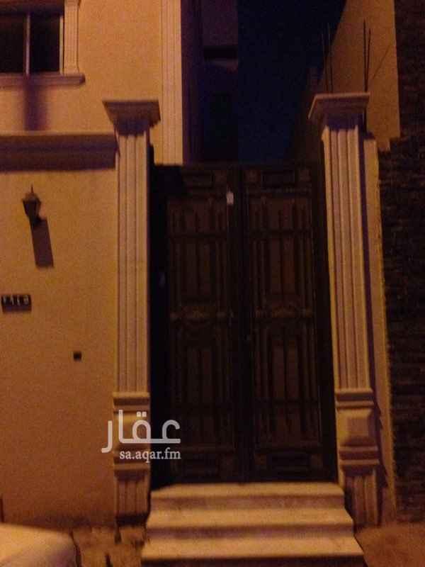 1572476 للإيجار شقة في فيلا دور علوي غير راكب مكيفات ومطبخ في حي الياسمين المشاهده بموعد