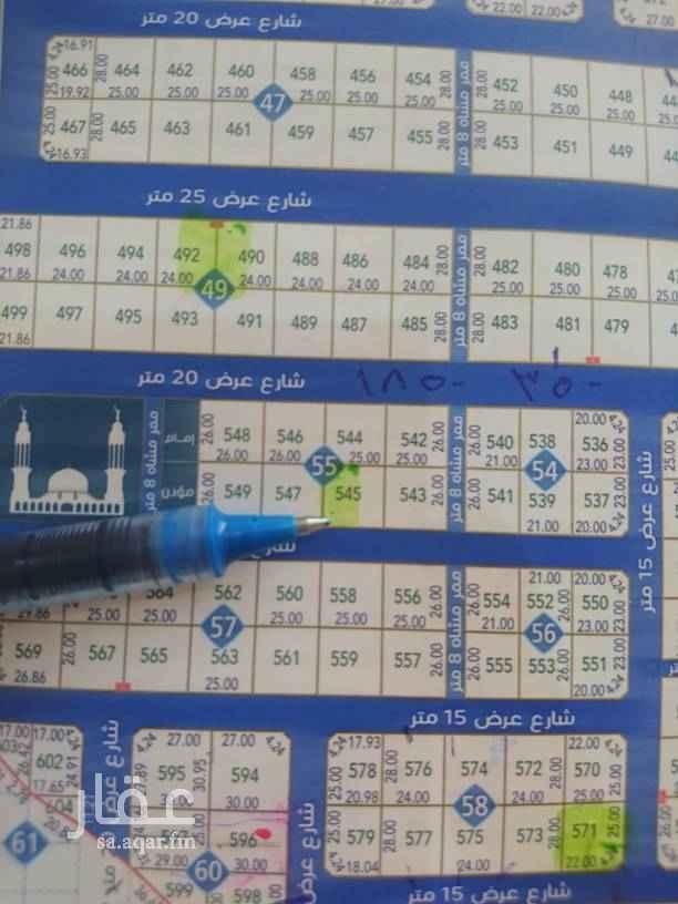 1641836 للبيع أرض بحى القيروان مخطط الدار المساحه ٣٣٢ الواجهة جنوبية شارع 15 الاطوال ١٣*٢٦ البيع ٢٣٠٠ للمتر شامل الضريبة