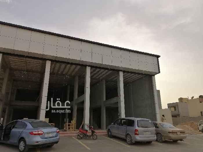1489672 عمارة للأجار في حي الامانه تتكون من 5محل كل محل مساحه ١٠٠ م شارع ٦٠ على الملك عبدالعزيز شمالي المللك سلمان للأجار با الكمله