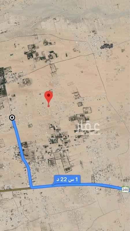 1311272 ارضين على ثلاث شوارع موقع ما شاء الله نظيف ومستوي القطعه ب 35