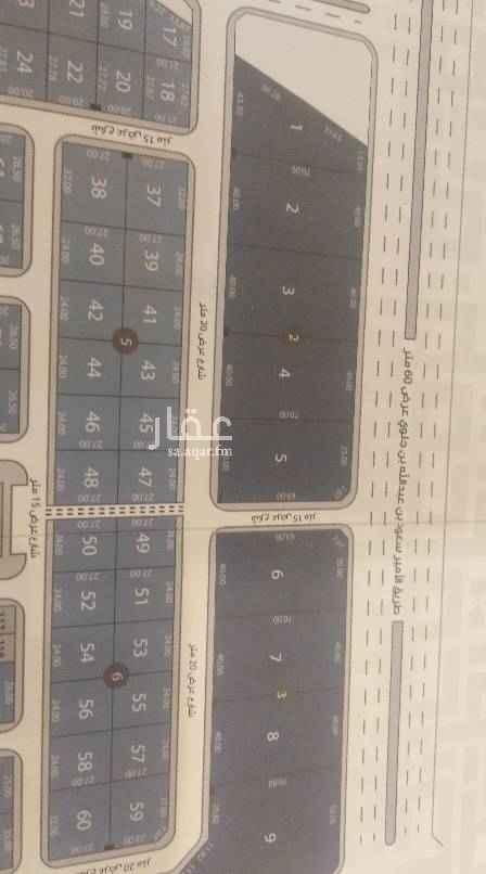 1634615 للبيع ارض في واحه القيروان ٣٧٨ م الأطول ١٤*٢٧ عليه ٢٥٠٠+الضريبه شارع ٢٠ شمالي ويوجه مسحات مختلفه في نفس المخطط