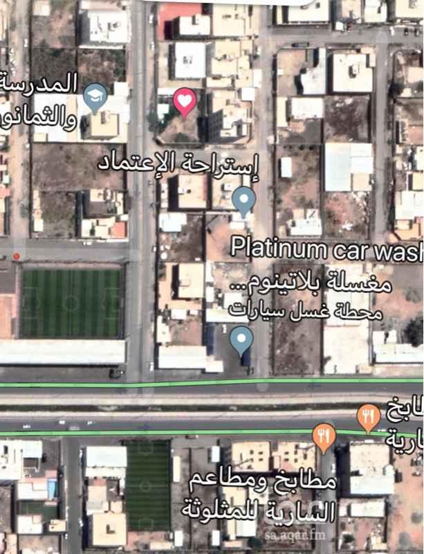 1748761 حوش للبيع المساحة 1050 يوجد عداد كهرباء 100 امبير وخزان وبيارة وغرف شعبية