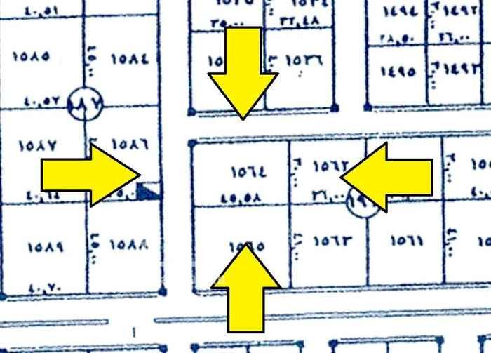 """1045789 للبيع زاوية سكنية مميزة بحي حطين مخطط """"حطين النموذجي"""". الواجهة: شمالية غربية. المساحة: 585م. الأطوال: 18.5م × 30م. عرض الشارع: 15م شمالي وغربي. *** شركة مكان العقارية MBR نسوق عروضكم وطلباتكم مجانًا http://www.mbr.com.sa"""