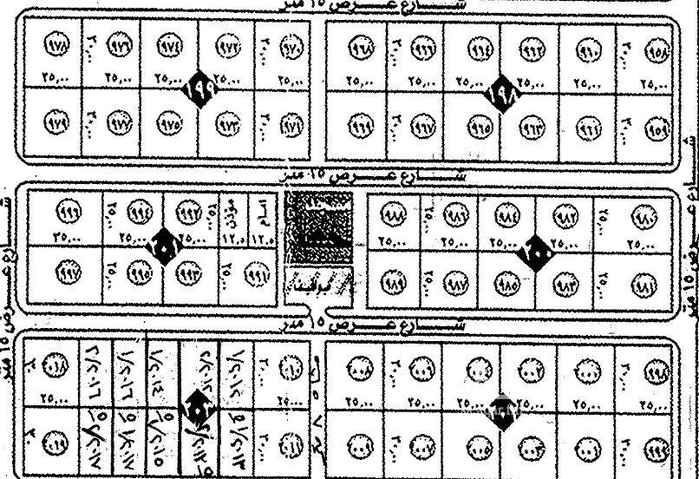 """1753841 للبيع أرض سكنية بحي الملقا مخطط """"ملقا الموسى"""". المساحة: 812م. الأطوال: طول 27.07م × عمق 30م. الواجهة: شرقية. عرض الشارع: 15م شرقي. *** شركة مكان العقارية MBR نسوق عروضكم وطلباتكم مجانًا http://www.mbr.com.sa"""