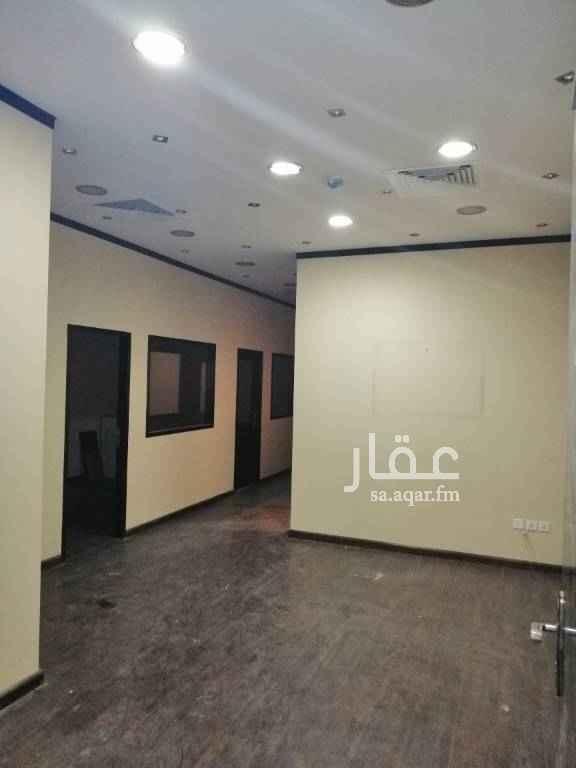 1750432 شقق مكتبية للايجار الموقع : طريق الملك عبد العزيز آل سعود - حي الياسمين الوصف : شقه مكتبية مع حمام ومطبخ تكييف مركزي