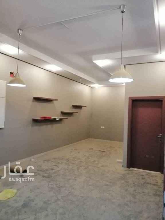 1750528 شقق مكتبية للايجار الموقع : شارع الشيخ عبد الله بن جبرين - حي القيروان الوصف : شقه مكتبية مع حمام ومطبخ بدون مكيفات