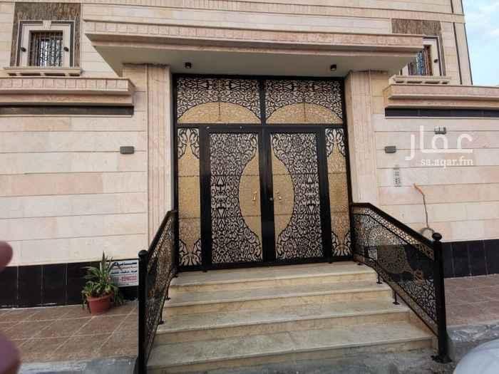1717654 شقة جديدة في حي الوفاء شارع ٢٥ قريبة من جامعة جدة ومن خط عسفان العام أمامية مدخلين دور أرضي ..
