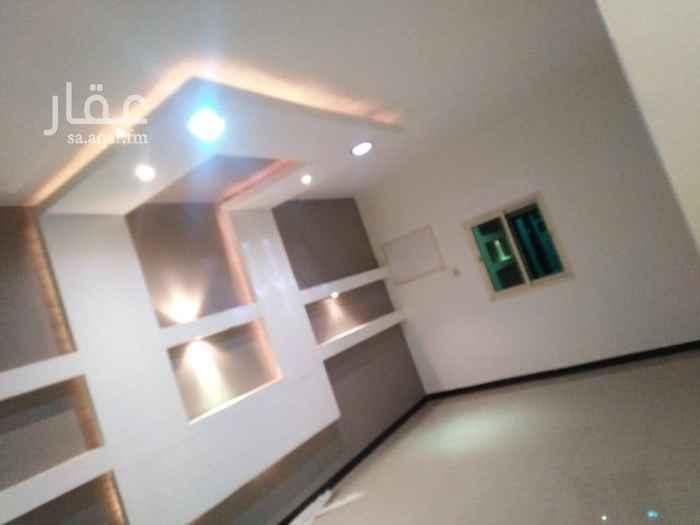 1802809 شقه للبيع اربع غرف وصاله ومطبخ وثلاث حمامات