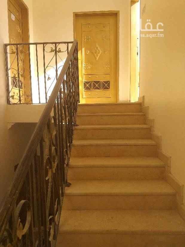 1746915 شقة دور ثالث للايجار ٣ غرف وصالة ومطبخ و٢ حمام عداد الكهرباء منفصل الموقع حى الخليج