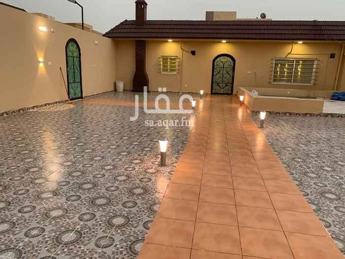 1351070 الحي الأخضر على نفس شارع 30 شرق الشيف السعودي  الاستراحه جديده وكبيره مكوناته مجلس كبير ومشب ومطبخ ودورة مياه ودكه وحوش واسع  الاجار 30 الف قابل للتفاوض