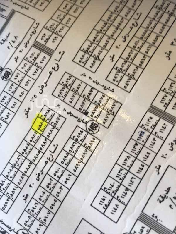 1658124 للبيع ارض تجاريه وسكنيه طبيعه ممتازه داخل حي المهديه