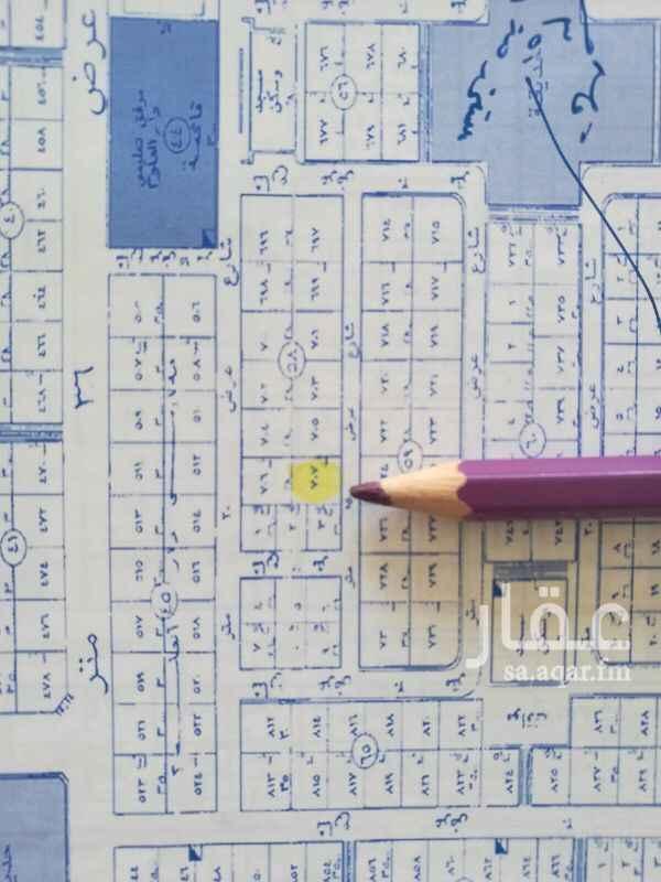 1386963 للبيع ارض في حي الفلاح الاطوال   14في 40 مساحة 560متر  السعر 3000