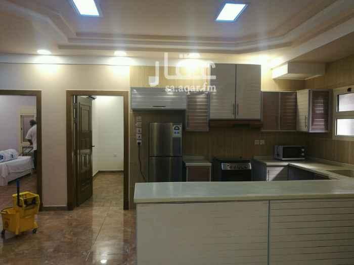 1340709 شقة 3غرف وصالة ومطبخ و2حمام وغرفة للغسيل العقار جديد وعمره لم يتجاوز العام وفيه حارس وقريب للخدمات