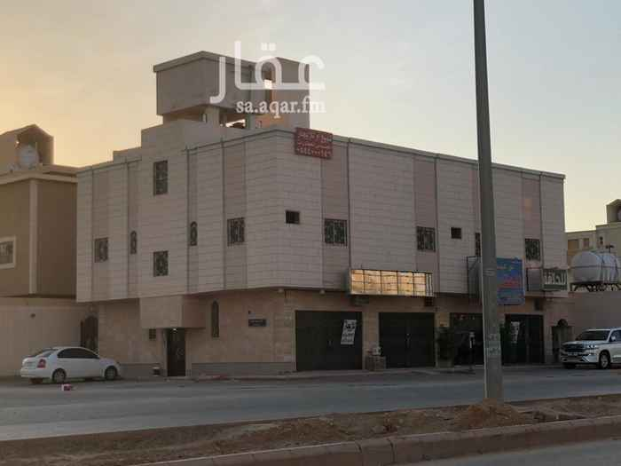 1672723 عمارة زاوية للبيع في حي نمار ٥٠٠م ٤ محلات و ٤ شقق   مليون و ٣٠٠ شاملة الضريبة