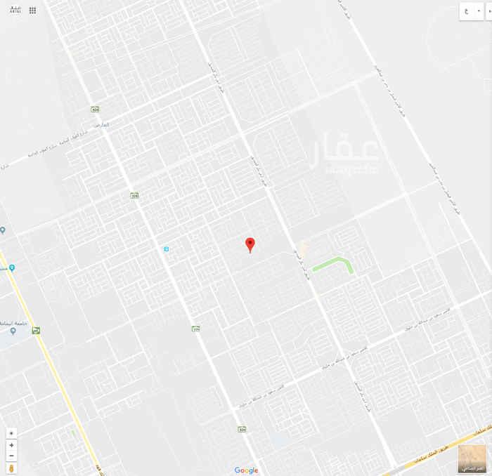 1459652 للبيع أرض سكني حي: العارض المساحة: 413,25 الأطوال: 28,5*14,5 الواجهة: جنوبي الشارع: 15  السعر غير شامل الضريبة  للاستفسار الرجاء التواصل على الرقم الموحد: 920033262