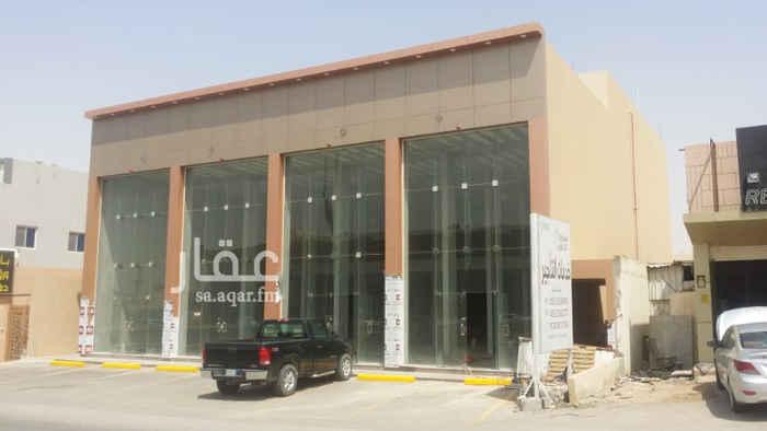 1754083 للبيع عمارة تجارية الحي: الياسمين - طريق انس بن مالك المساحة: 1750 الواجهة: جنوب شارع: 60 ( طريق انس بن مالك )  يوجد بها اربع معارض  للاستفسار:  920033262