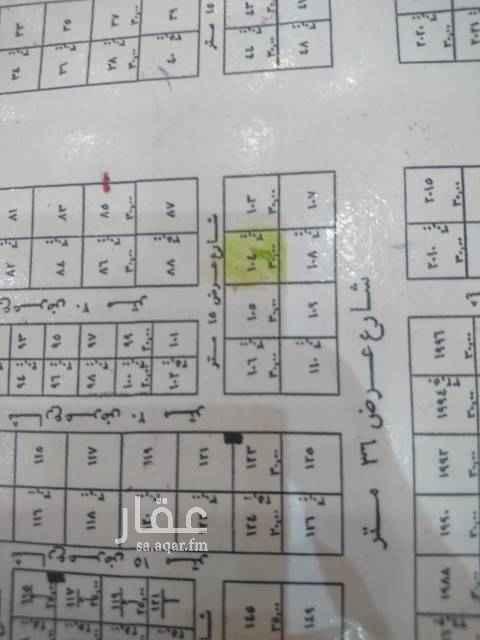 1552713 للبيع قطعه ارض  حي القيروان غرب الخير  مساحه ٩٠٠م شارع ١٥   البيع ٢١٠٠ علي الشور   ملحوظه الأرض ظهير تجاري