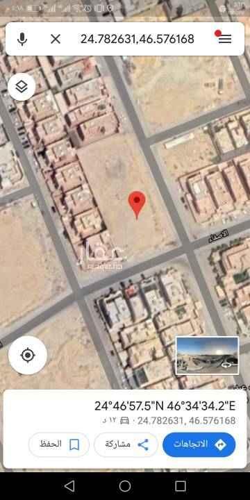 1296893 للبيع أرض سكنية فى  حطين النموذجي  المساحة ٣٧٤١ م  شارع ٢٨ شرقى وشارع ٢٥ جنوبي  الاطوال ٤١×٩١.٢٥ م  السوم ٢٧٥٠ ريال