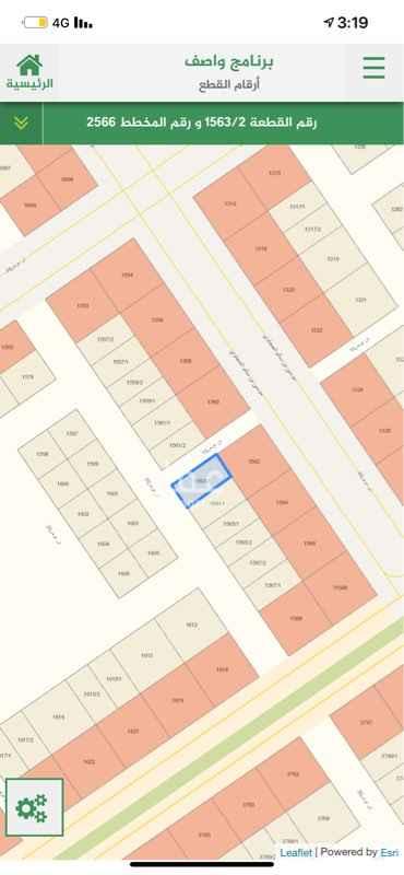 1639229 ارض للبيع بحي المهديه شارعين ((( ارجا عدم البخص