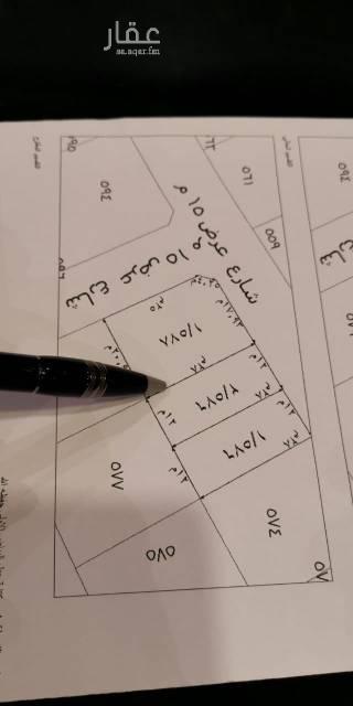1747122 قطعه رقم 578/1 مساحتها 582.32 متر  و قطعه رقم 576/2 مساحتها 336 متر  المخطط رقم 3786 في الدار  شارع ١٥جنوبي   على السوم