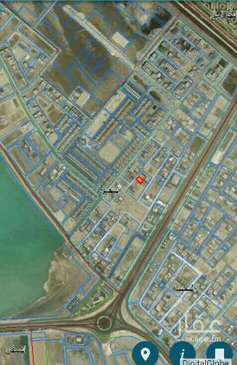 1558482 للبيع ارض في مخطط 294.ب  خلف بنك الرياض  المساحه الإجمالية 987متر  شارع 16 غرب  مطلوب 850 ريال للمتر