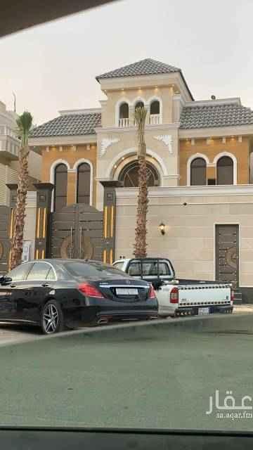 1748373 فله في ملقا   مساحة الفيلا : ٦٠٠ م  أكثر من 5 غرف نوم أكثر من 5 دورات مياة 3 صالات غرفة سائق مصعد غرفة خادمة مسبح درج صالة حوش ملاحق خارجيه  مدخل سيارة مسطحات خضراء  غرفة سينما جنوبيه  شارعها ٢٥ ((((((((((سبحان الله وبحمده سبحان الله العظيم)))))))))))) (((((((((((((((رب إرحمهماكماربياني صغيرا))))))))))))))))))