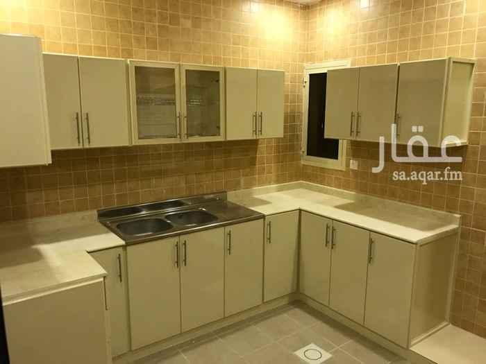 شقة للإيجار فى شارع ابحر, الملقا, الرياض